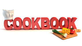 Cookbook clipart. Stock illustrations d concept clipart royalty free