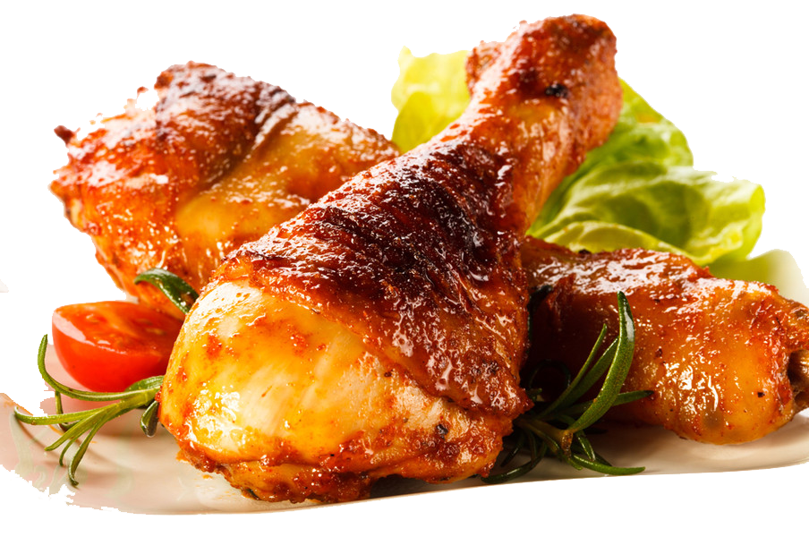 Cooked chicken png. Transparent image mart