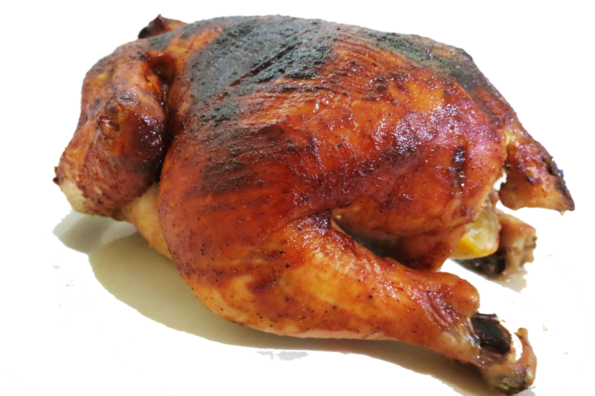 Cooked chicken png. File mart