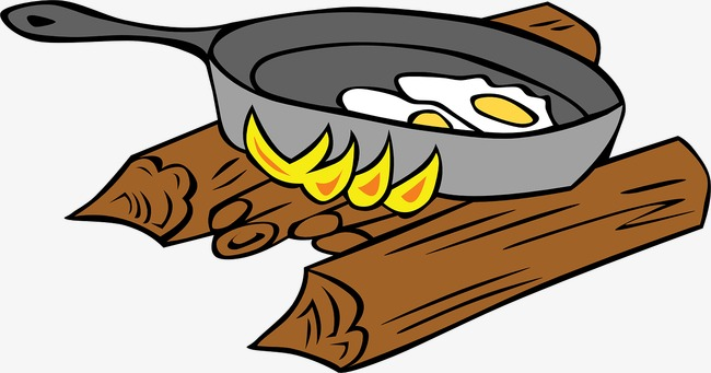 Cooked clipart cooked food. Cooking pot egg png