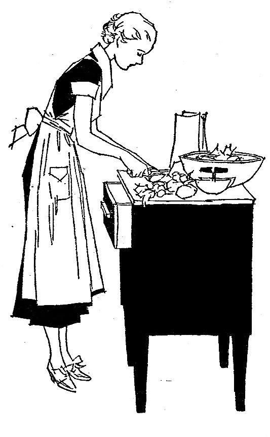 Cooked clipart mix food. A great article for