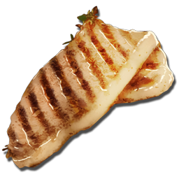Cooked meat png. Fish official ark survival