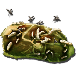 Cooked meat png. Spoiled official ark survival