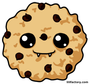 Cookie cartoon png. Moretti oh my s