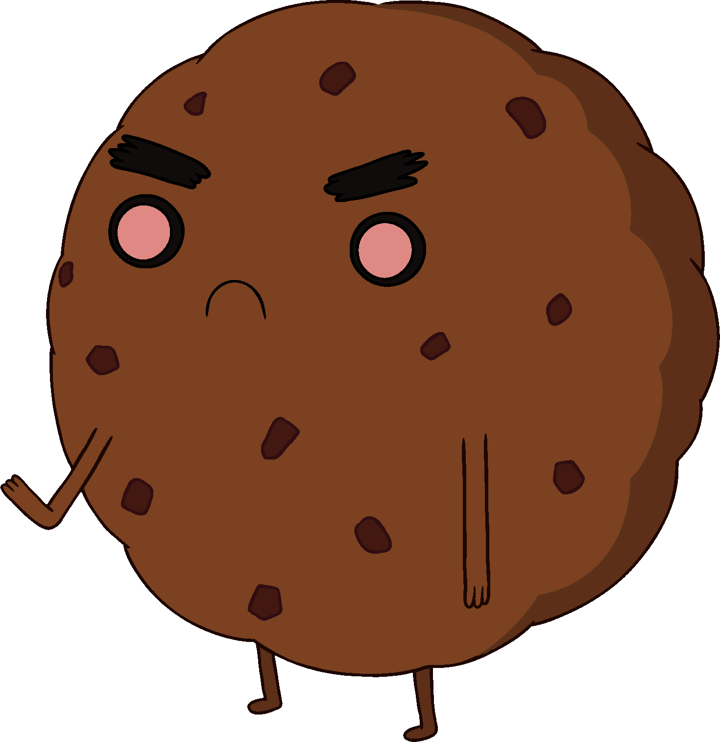 Cookie cartoon png. Image guy adventure time
