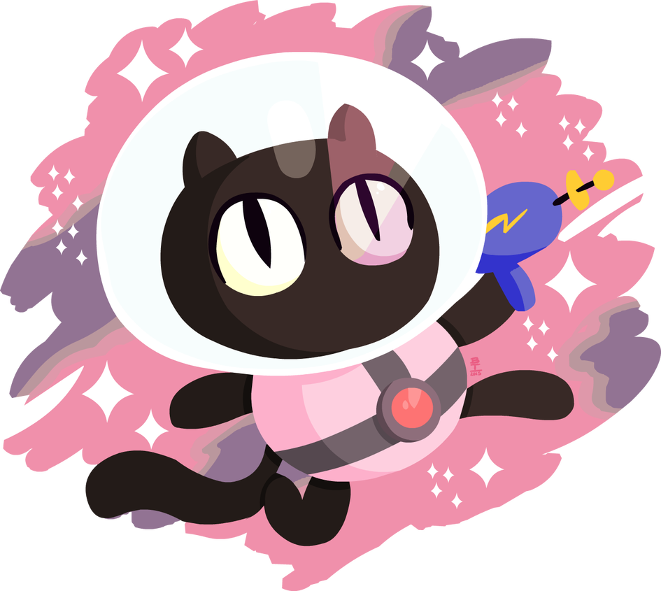 Cookie cat png. By wazzaldorp on deviantart