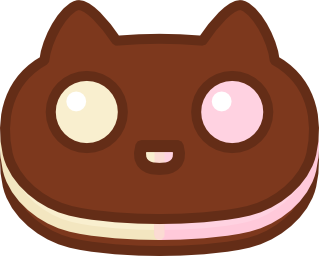 Cookie cat png. By amis on deviantart