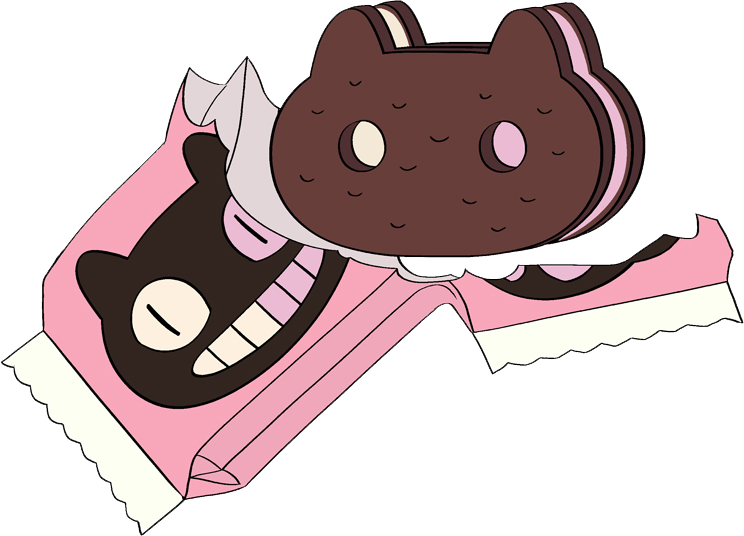 cookie cat png