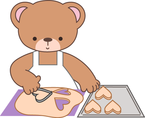 Cookie clipart baking. Free cutter cliparts download