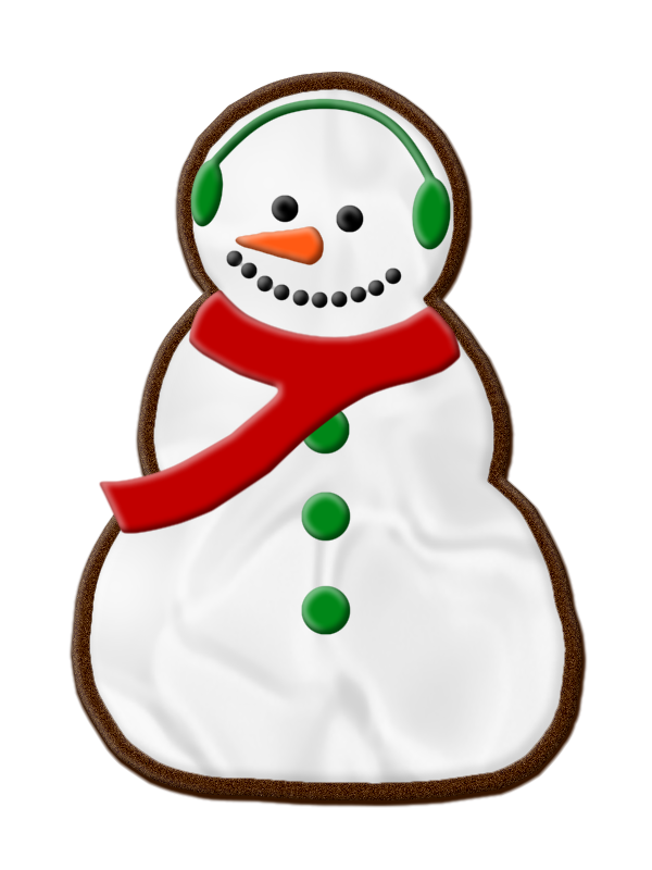 Cookie clipart snowman. Create a frosted creations