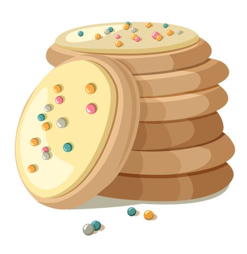 Cookie clipart stack. Best cookies images