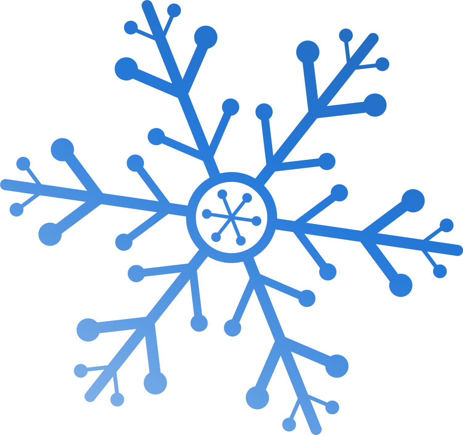Cookie clipart watercolor. Snowflake image