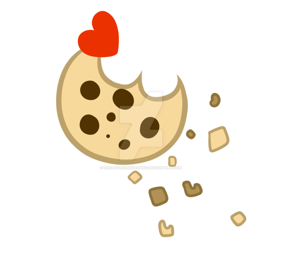 Cookie crumbs png. Cutie mark by creativechibigraphic