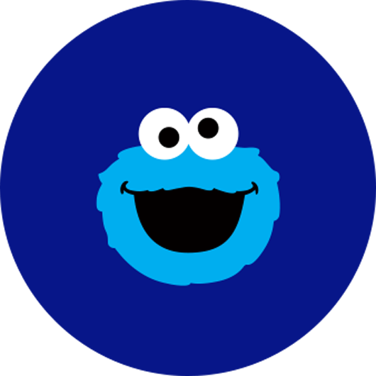 Cookie Monster Face Png Picture 544579 Cookie Monster Face Png
