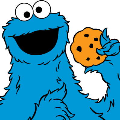 Cookie monster face png. Clipart free at getdrawings