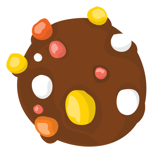 Cookie vector png. Sweet halloween transparent svg