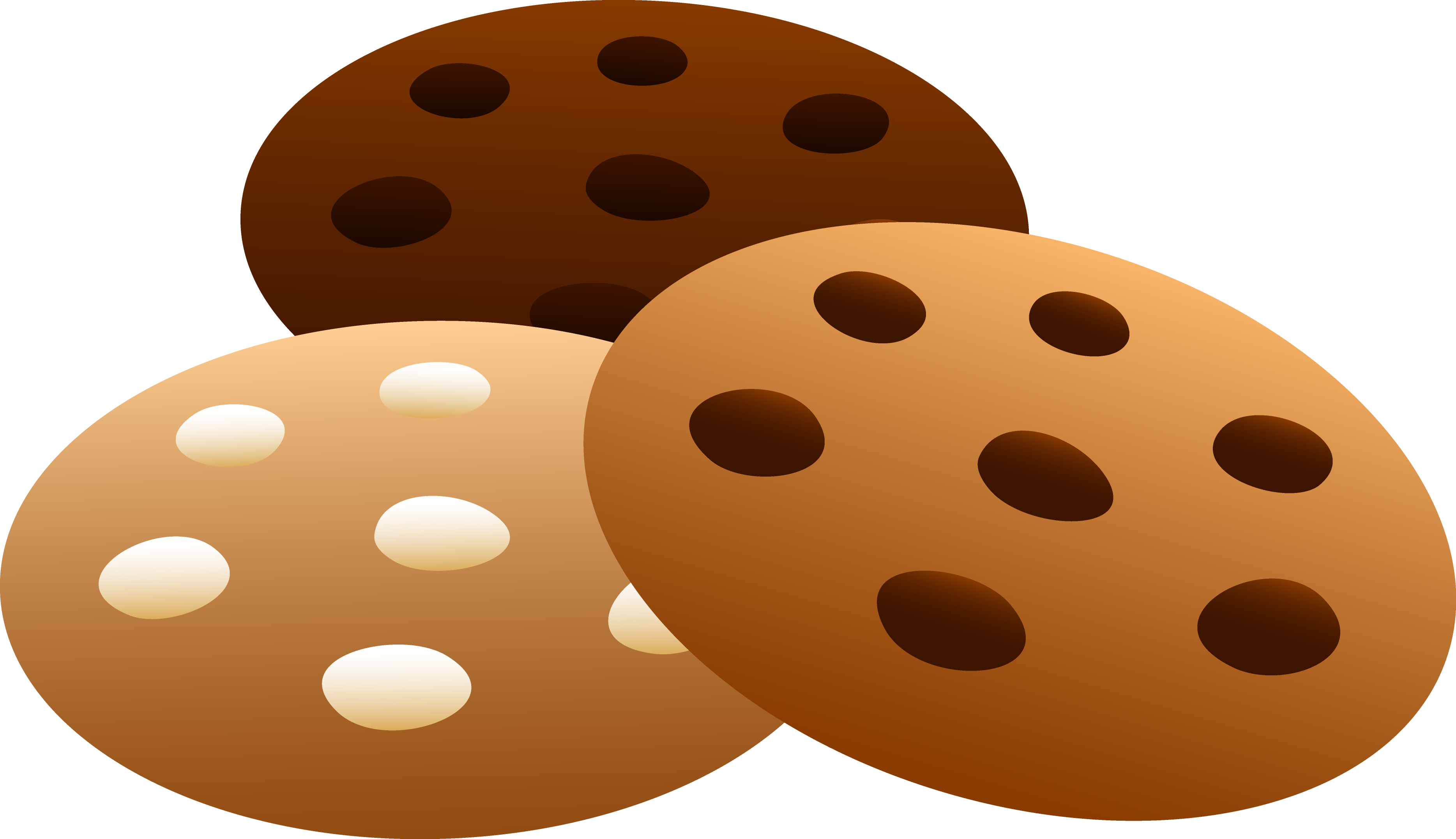 Biscuit drawing animated. Macadamia nut cookie clipart