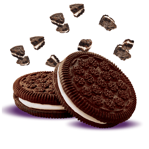 Cookies and cream png. Flavor icon crunch lightandfit