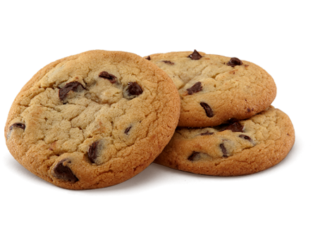 cookie png chocolate