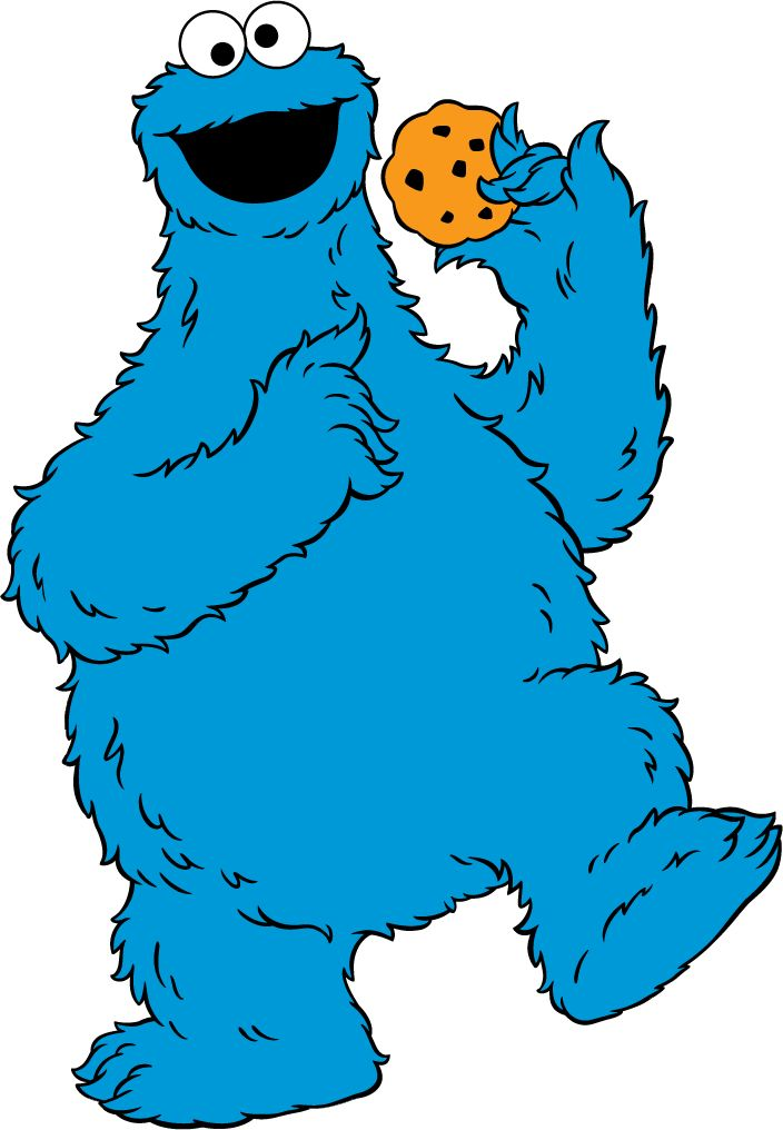 Cookies clipart cookie monster cookie. Best images on