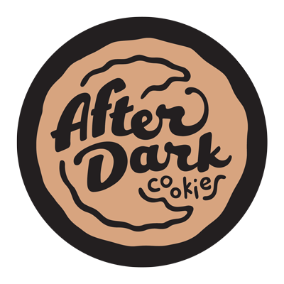 Cookies logo png. After dark late night
