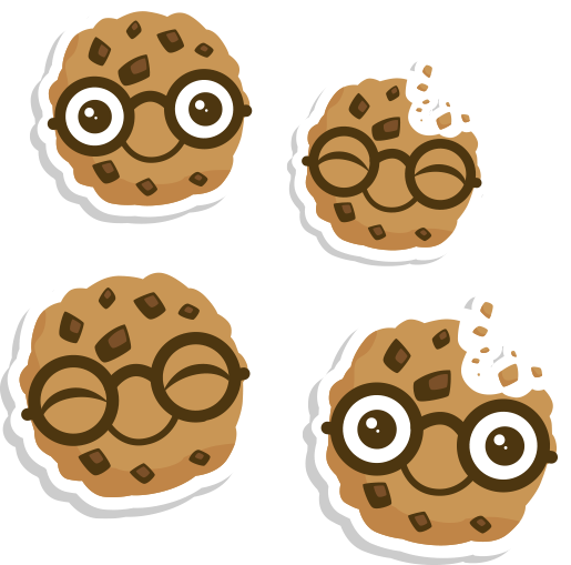 Cookies logo png. Twix biscuits cheesecake transprent