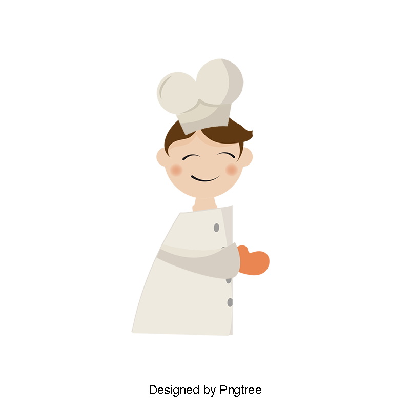 Cooking clipart cooking instruction. Chef vector professional png