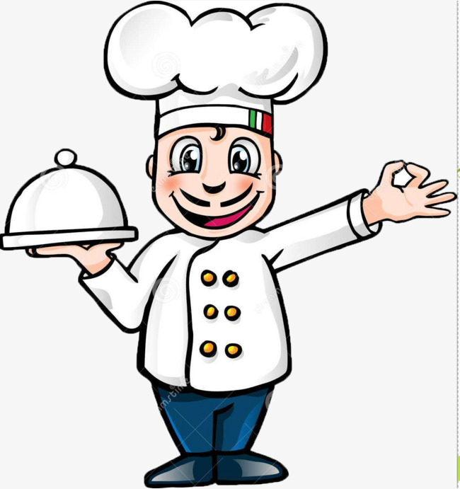 Cooking clipart happy cook. Food png image and