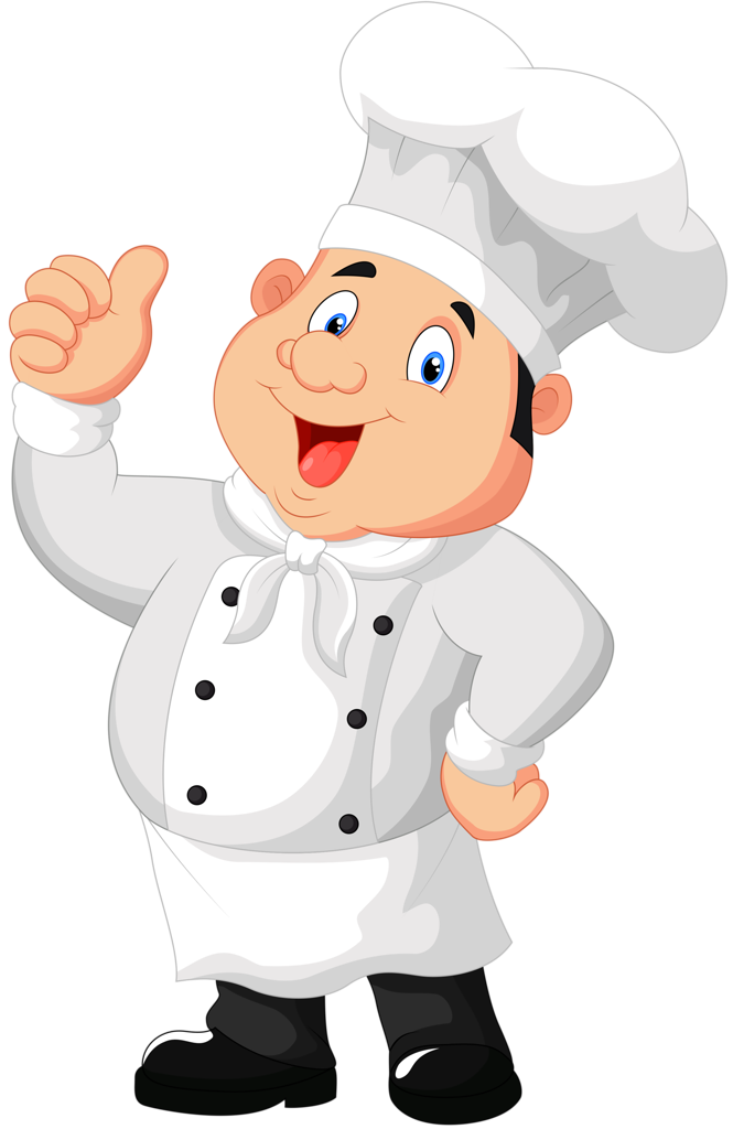 Cooking clipart happy cook. Png clip art