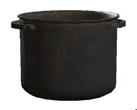 Cooking pot png. Image fallout wiki fandom