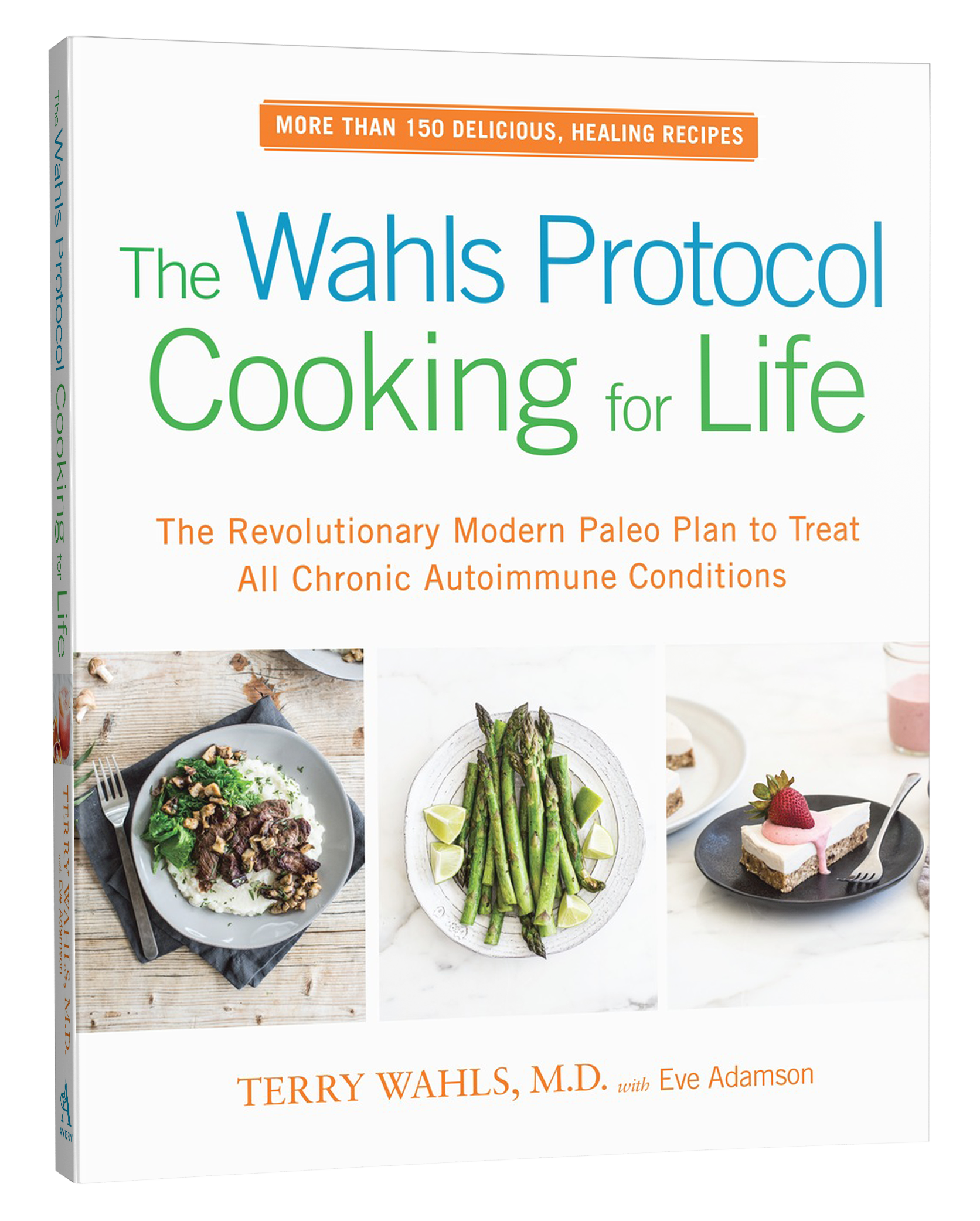 Cooking transparent modern. Supercharged food the wahls