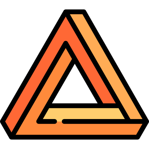 Cool arrow png. Triangular down black arrows