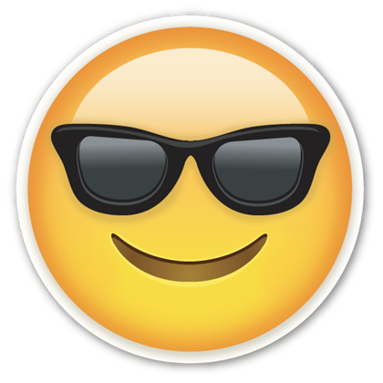 Cool emoji png. Images smiling face with