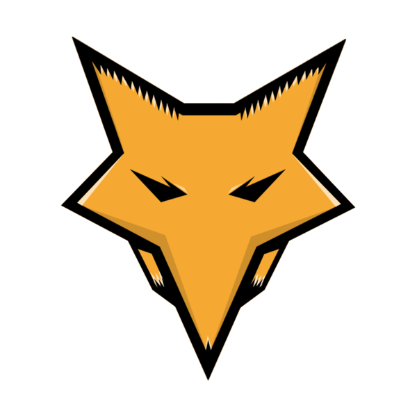 Cool gaming logo png. Foxraid rocket league esports