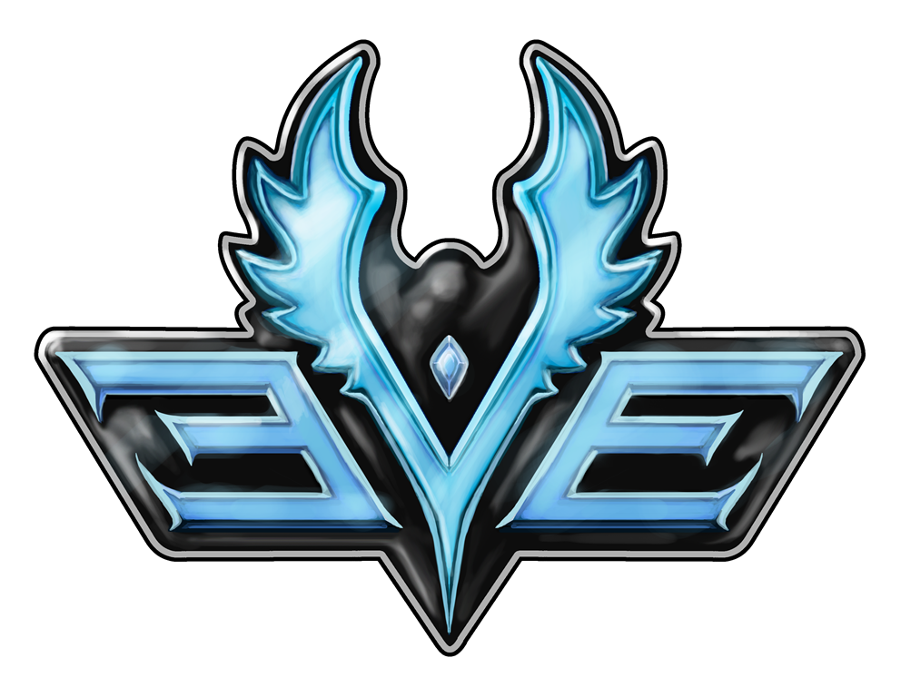 Cool gaming logos png. Team eve logo raihnforge
