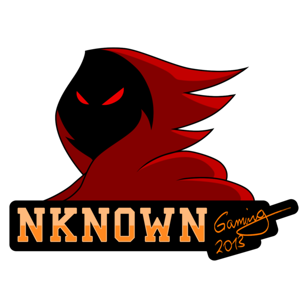 Cool gaming logos png. Nknown logo by banzaibird
