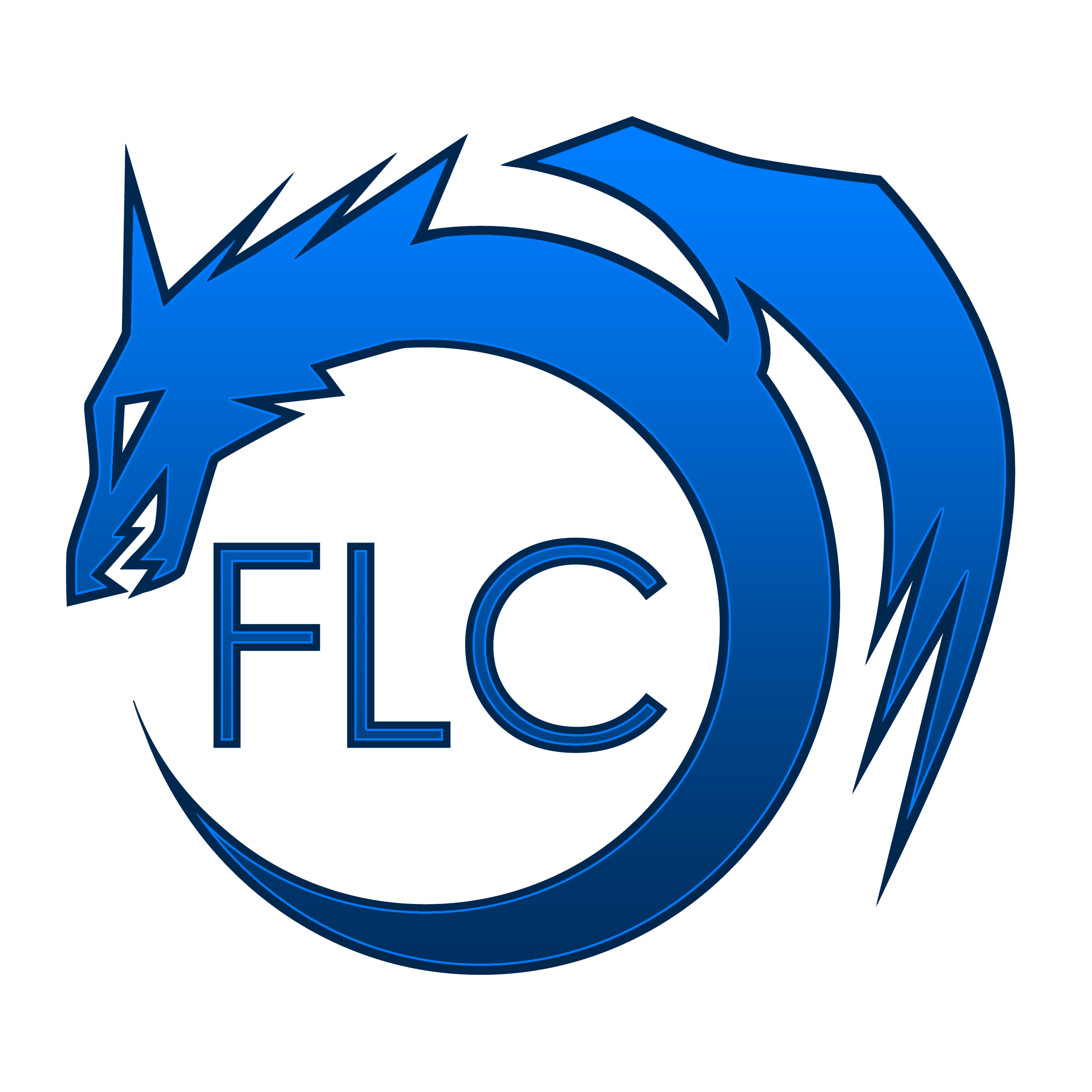 Cool gaming logos png. Team fallacy s new