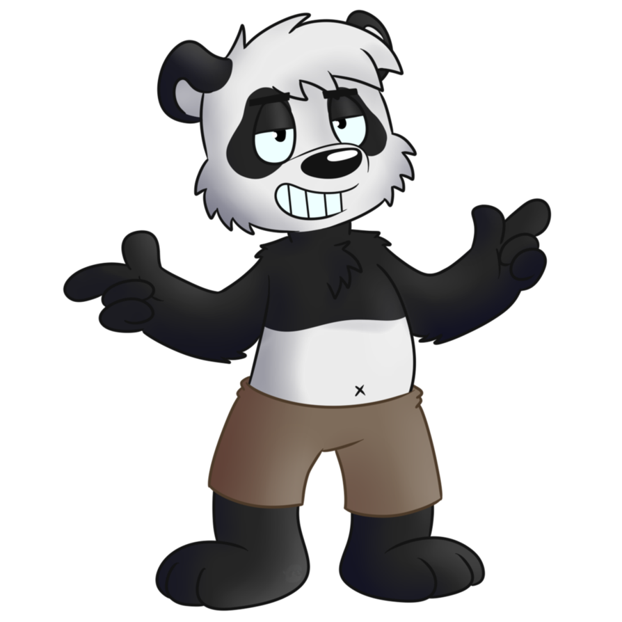 Cool panda png. By cartcoon on deviantart