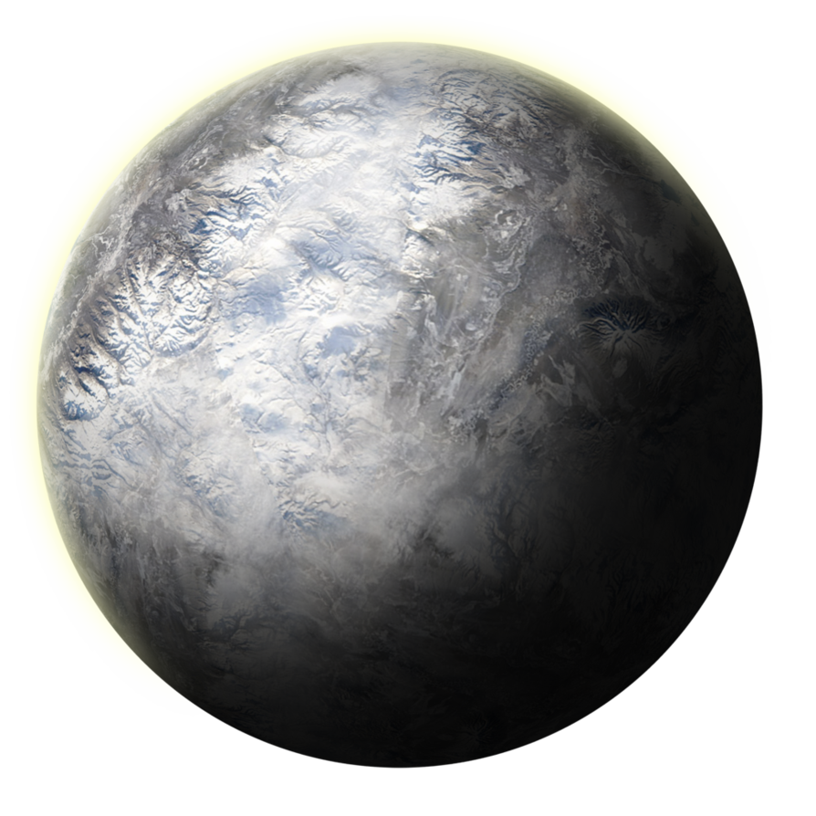 pluto planet png