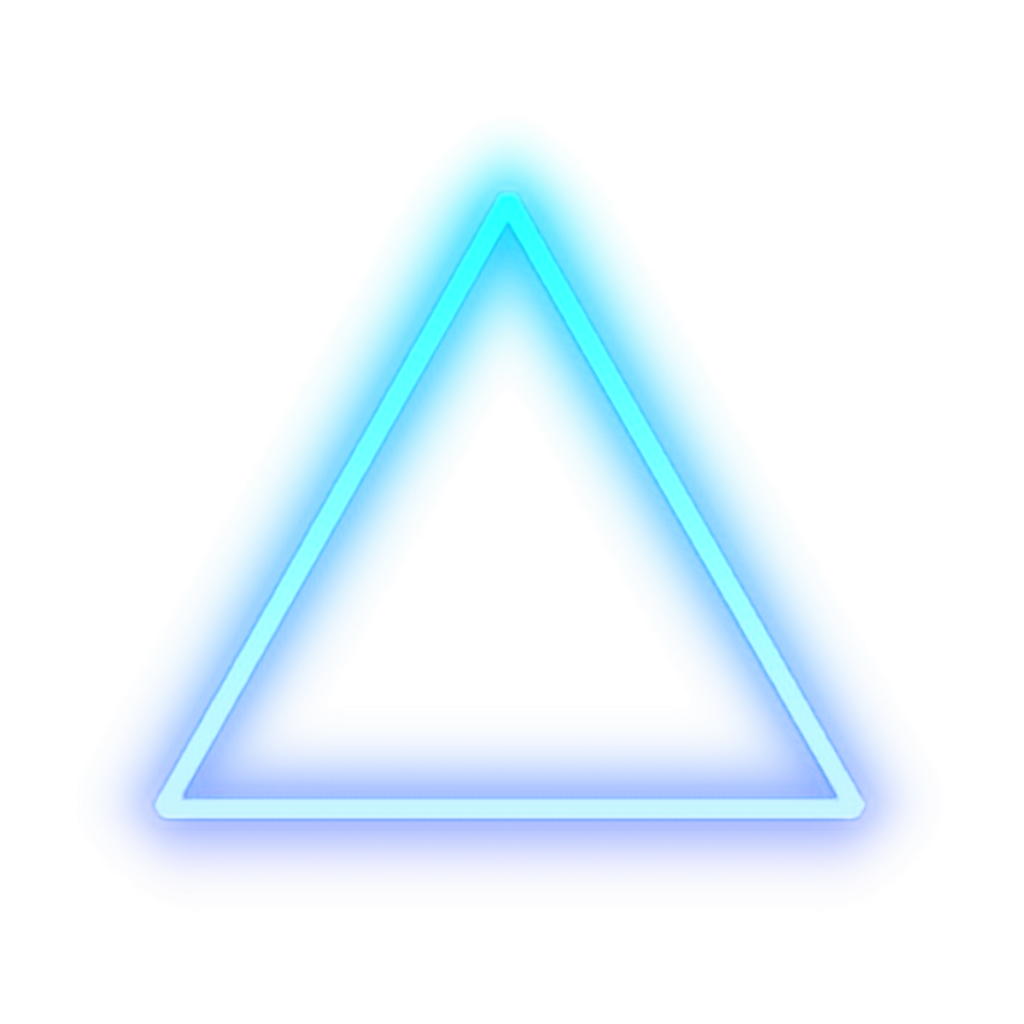 Glow line png. Discover the coolest triangle