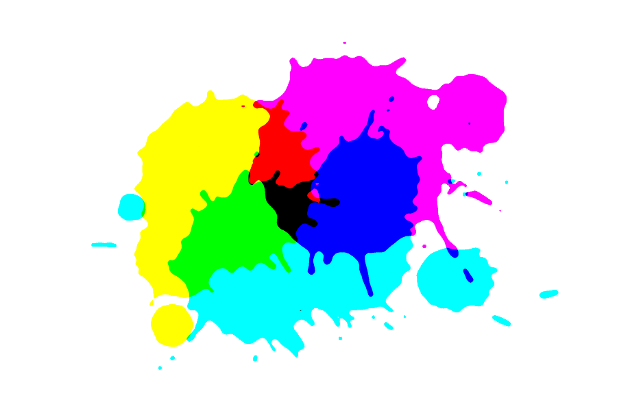 Color effect png. Cool image effects using