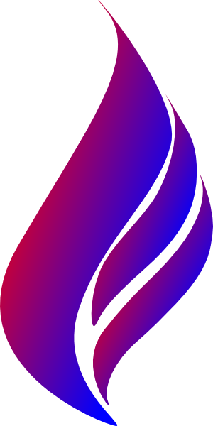 Cool r logo png. Flame clip art at