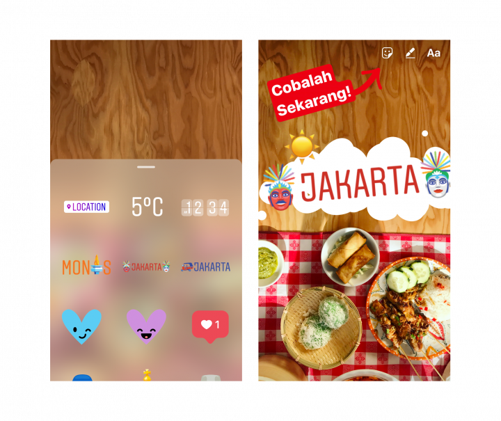 Cool text box png. How to make instagram