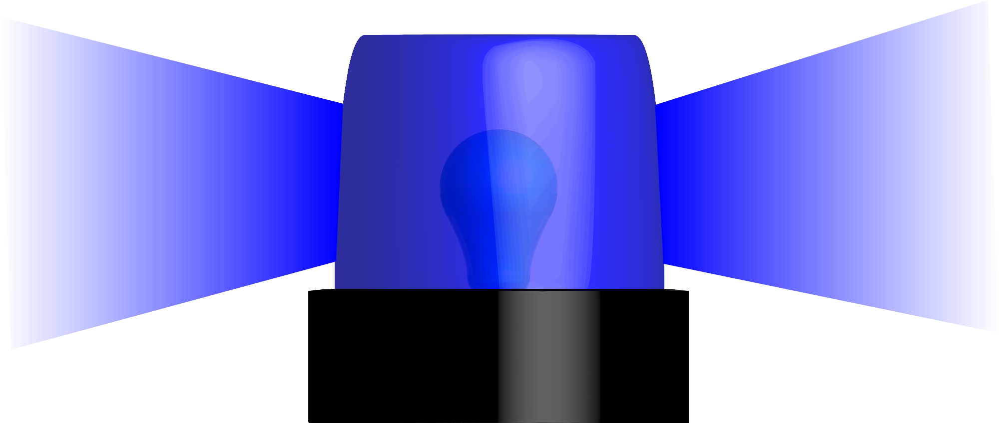 Police light png