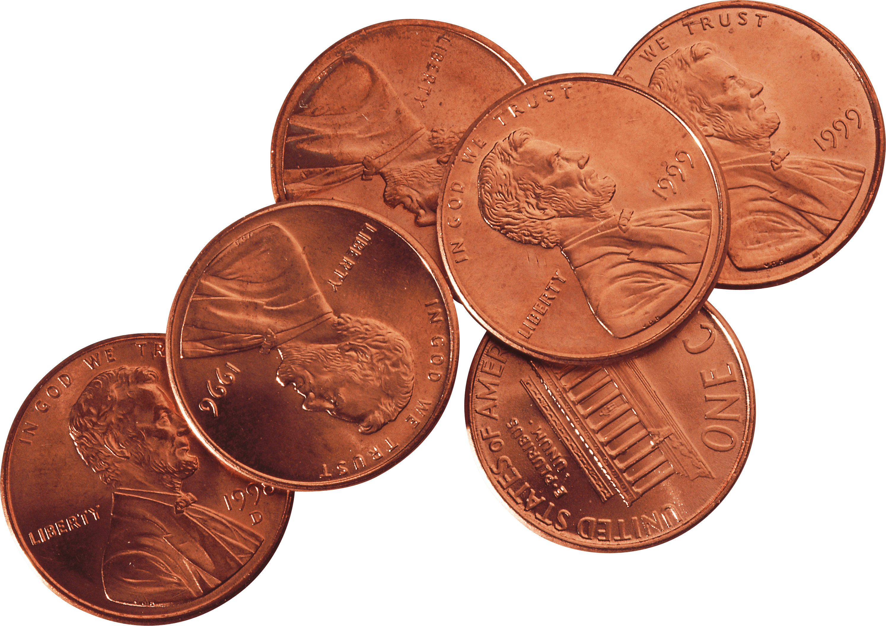 Copper coin png. Download coins image hq