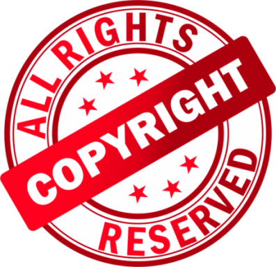 Copyright png image. Who owns the law