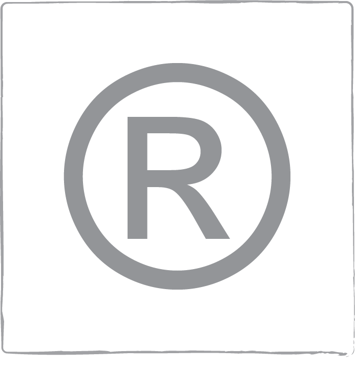 Copyright r png. And fair use registered