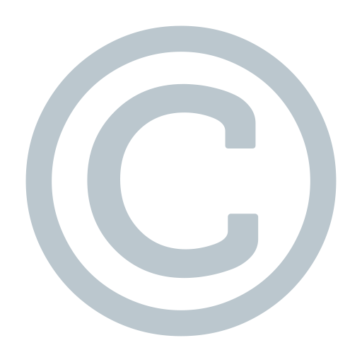 Copyright vector transparent. Icon with png and