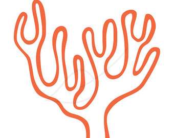 Coral clipart animated. Red reef corner