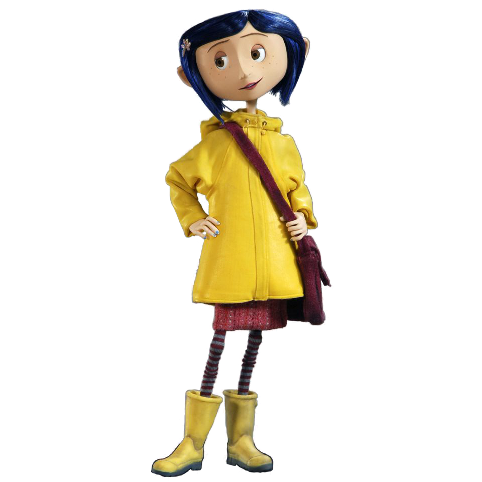 coraline transparent png